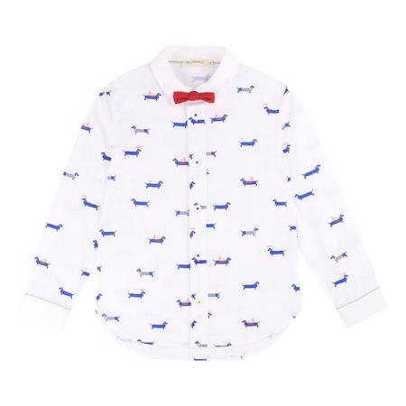 Dachshund Print Shirt