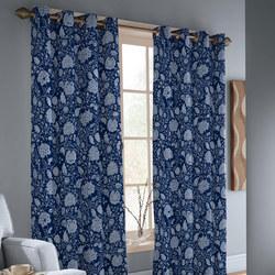 Sarassa Curtain 168cm x 183cm Multi