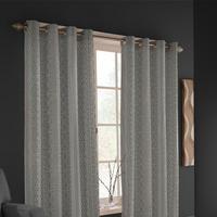 Deco Stripe Curtain 168cm x 183cm Multi