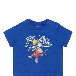 Baby Vintage Baseball T-Shirt