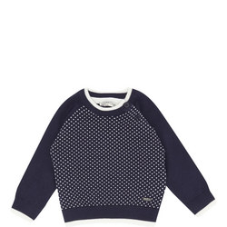 Baby Spotted Sweater