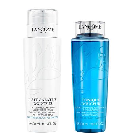 Lancôme Tonique Douceur & Lait Galatéis Douceur 400ml Set
