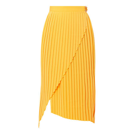 Melly Midi Pleated Skirt