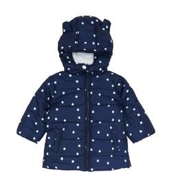 Kids Spotty Coat