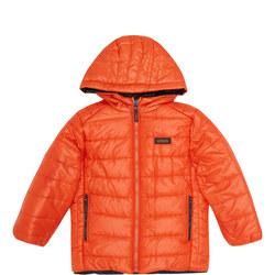 Boys Reversible Puffer Jacket