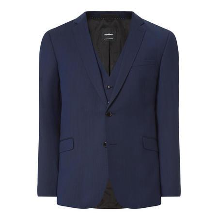 newest a6d76 34e45 Strellson Allen Weave Suit Jacket
