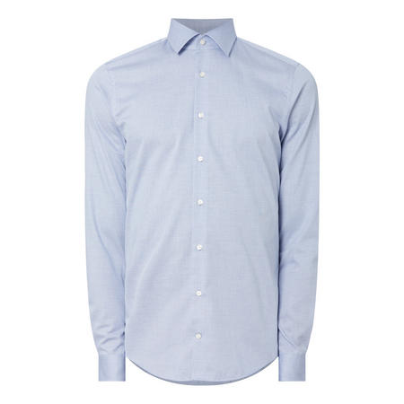 Santos Basket Weave Formal Shirt