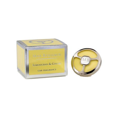 Lemongrass & Ginger Luxury Car Fragrance