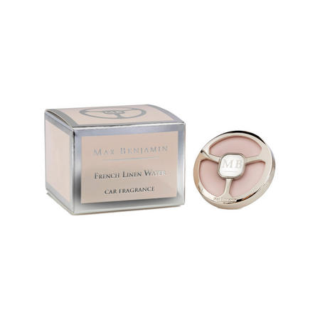 French Linen Water Luxury Car Fragrance