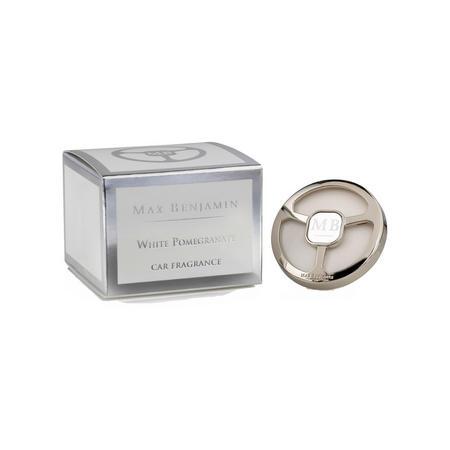White Pomegranate Luxury Car Fragrance