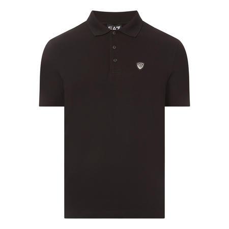 Shield Badge Polo Shirt