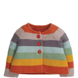 Babies Striped Cardigan