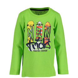 New Trick Skateboard T-Shirt