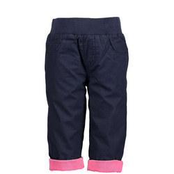 Babies Turn-Up Sweat Pants