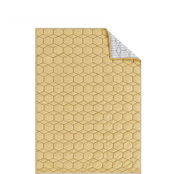 West Elm x PBK Honeycomb Quilt