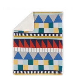 West Elm x PBK Geometric Baby Blanket