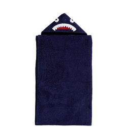 Kids Shark Bath Wrap
