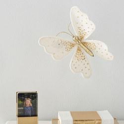 Velvet Butterflies Wall Décor