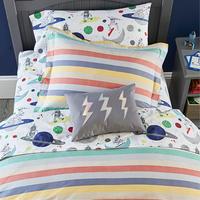 Organic Max Stripe Oxford Pillowcase