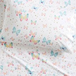 Organic Gigi Butterfly Pillowcase