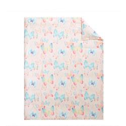 Organic Gigi Butterfly Duvet Cover