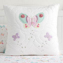 Gigi Butterfly Euro Pillowcase