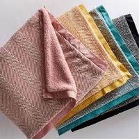 West Elm x PBK Tweed Sherpa Baby Blanket