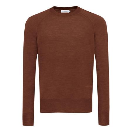 Fine Wool Sweater