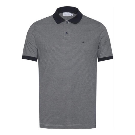 Liquid Stripe Polo Shirt