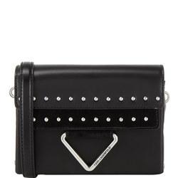 K/Vector Flap Medium Shoulder Bag