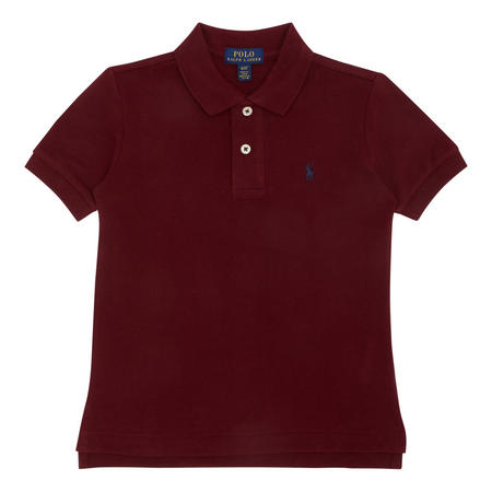 Boys Logo Polo Shirt