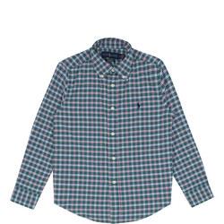 Boys Checked Shirt