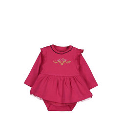 Babies Frilled Bird Dress