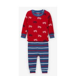 Tractor Stripe Pyjamas