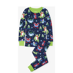 Monster Print Pyjamas