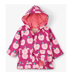 Apple Orchard Baby Raincoat