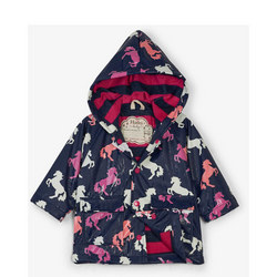 Babies Prancing Pony Raincoat