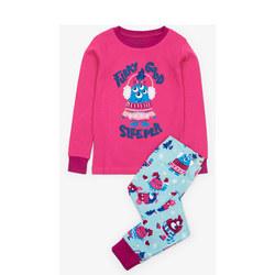Furry Good Sleeper Pyjamas