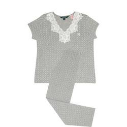 Lace Knit Pyjamas