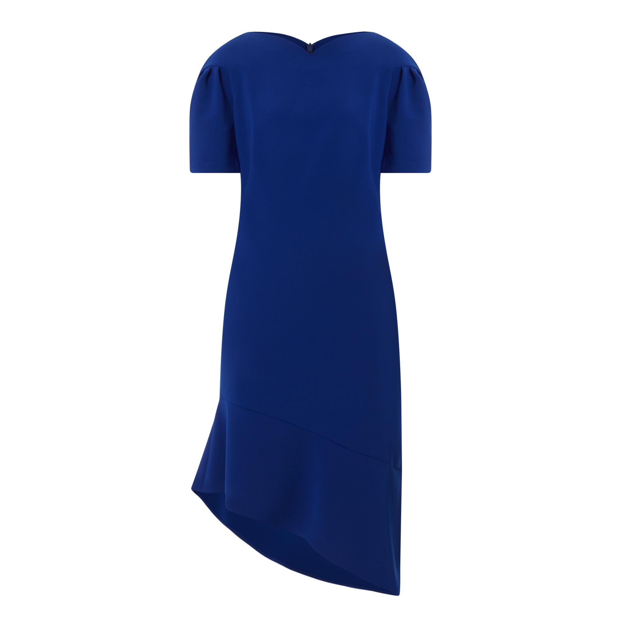 141361184: Asymmetric Hem Dress