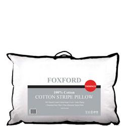 Cotton Stripe Pillow Pair