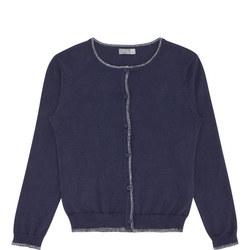 Girls Knit Cardigan