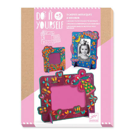 Do It Yourself Mosaic Frames