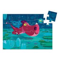 Edmond The Dragon 24-Piece Puzzle