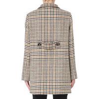 Orosei Check Coat