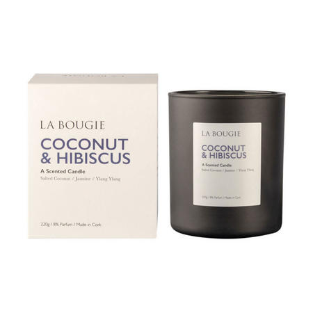 Coconut & Hibiscus Candle