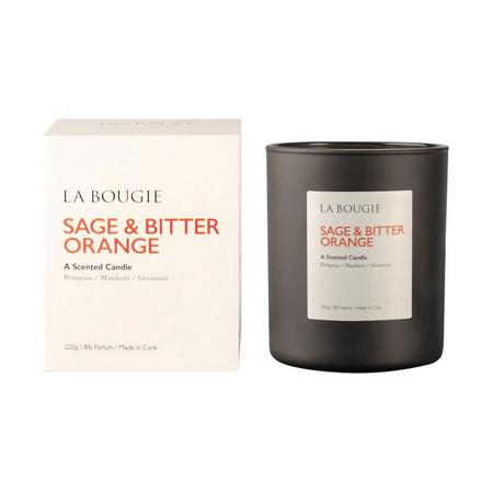 Sage & Bitter Orange Candle
