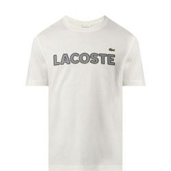 Check Logo T-Shirt
