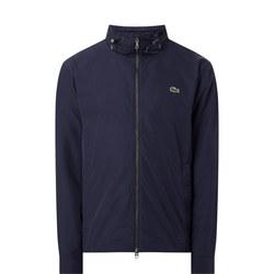 Zip-Up Nylon Jacket