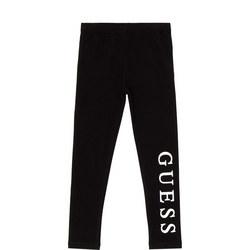 Girls Logo Leggings